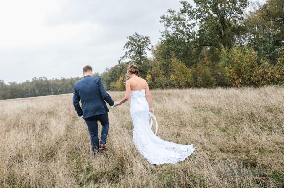Bruiloft Roel & Mareen !