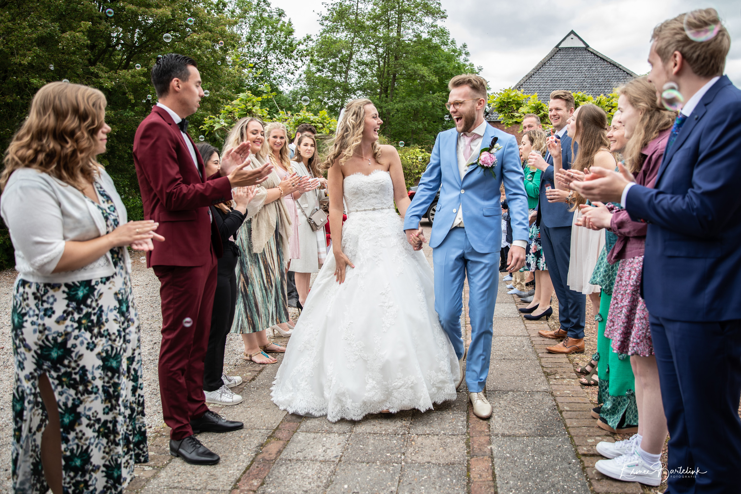 Bruiloft Ruben & Marloes