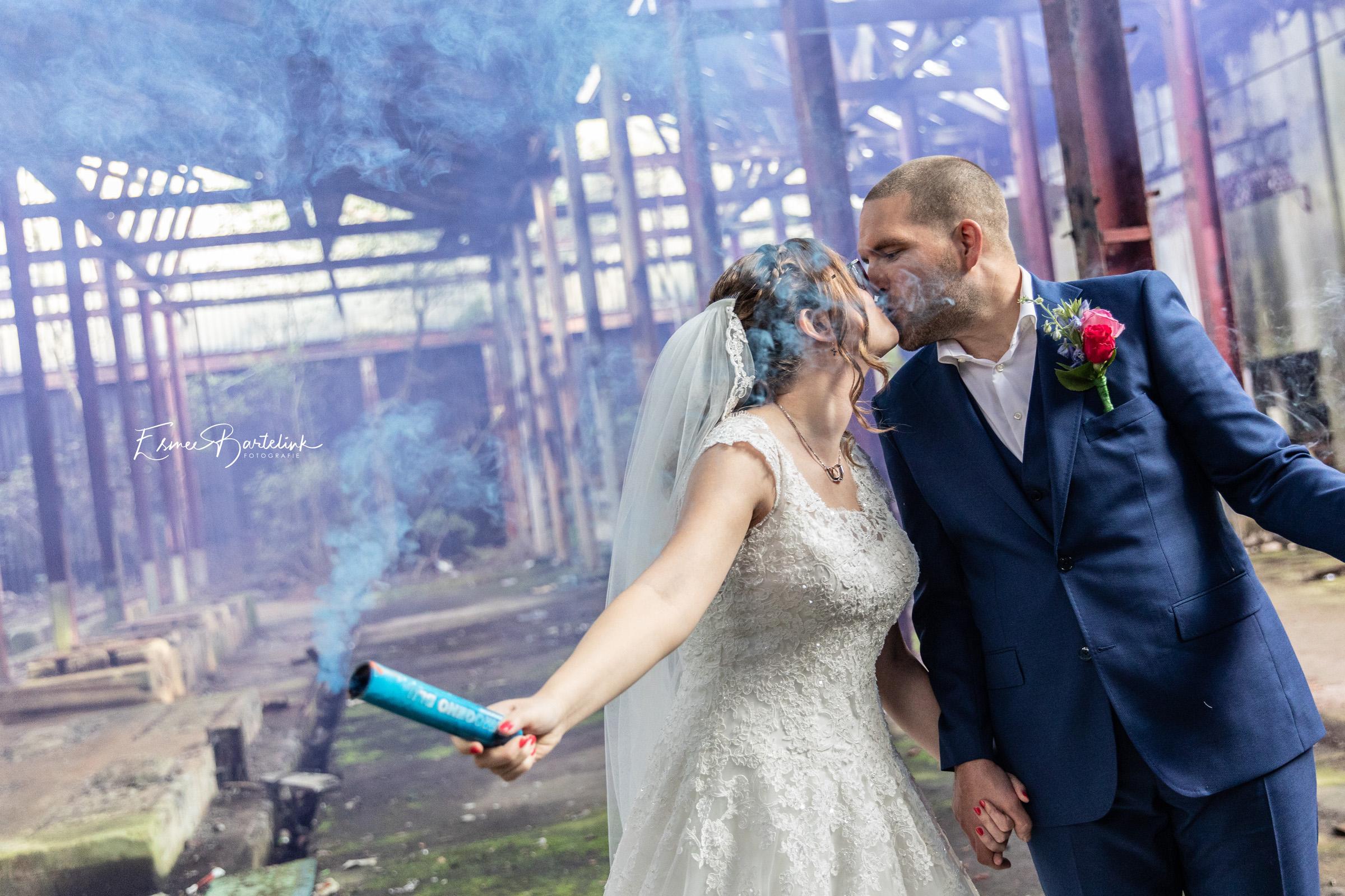 Bruiloft Theo & Lizanne