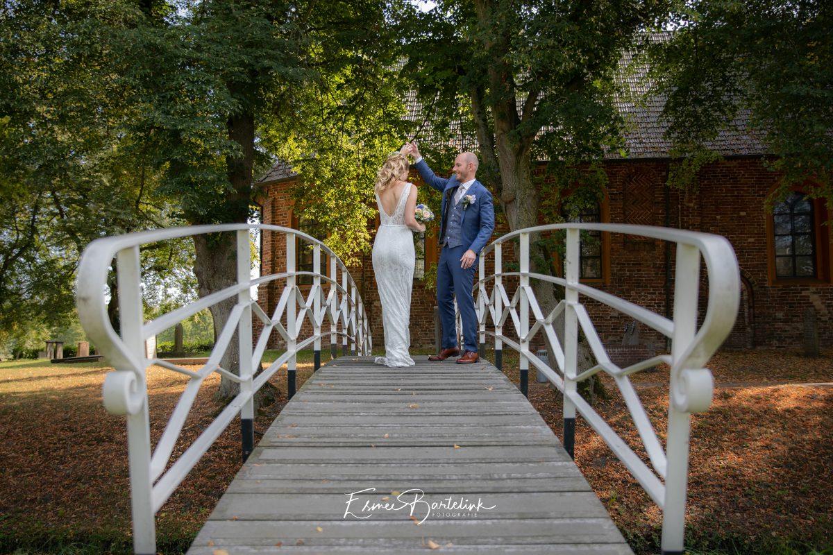 Bruiloft Patrick & Renske