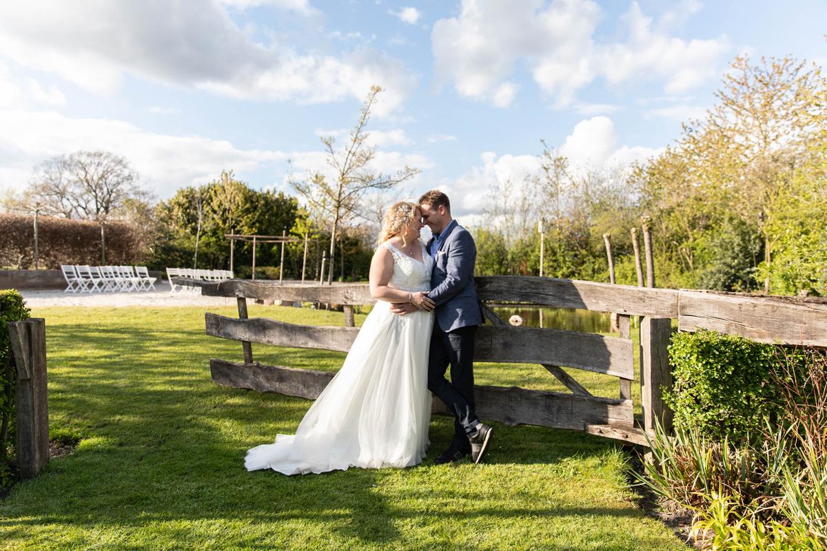 Bruiloft Simon & Lesley